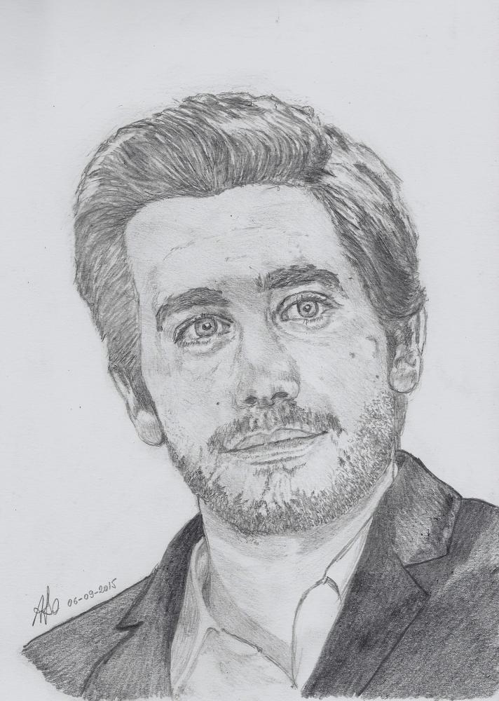 Jake Gyllenhaal por ABO